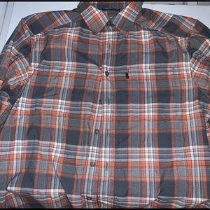 Kavu button up shirt